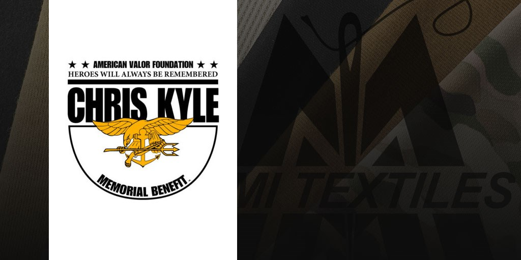 MMI Textiles to Sponsor 2018 Chris Kyle Memorial Benefit