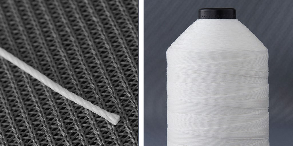 Did you know? We offer Coated Aramid Thread