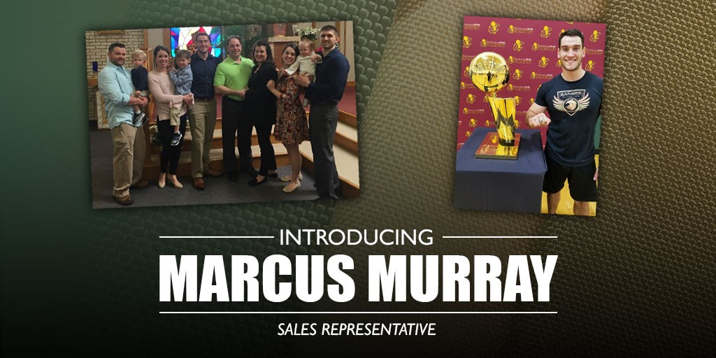 Employee Spotlight: Introducing Marcus Murray