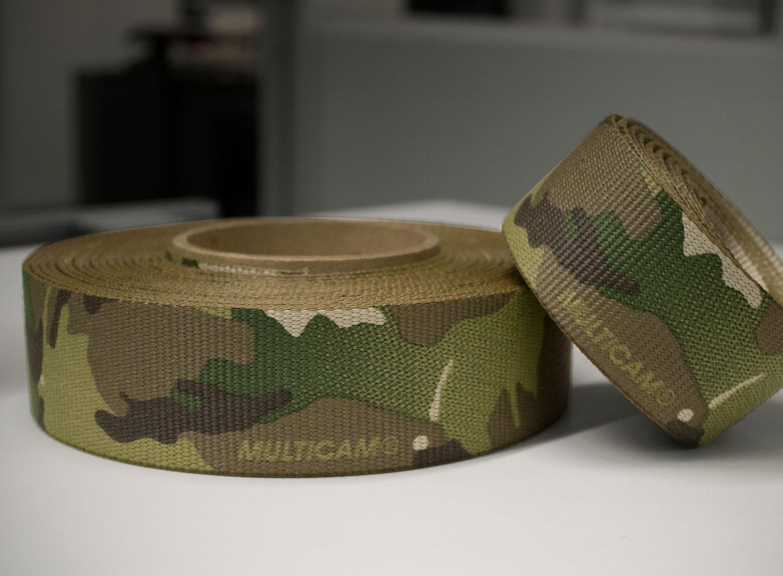 Now Stocking MultiCam® Belt Webbing! - News & Updates