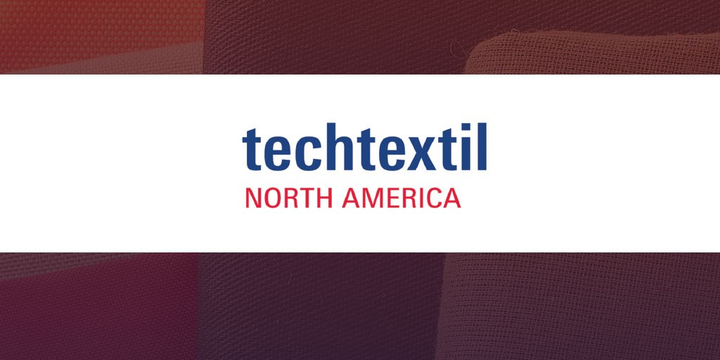 Visit us at Techtextil North America 2018