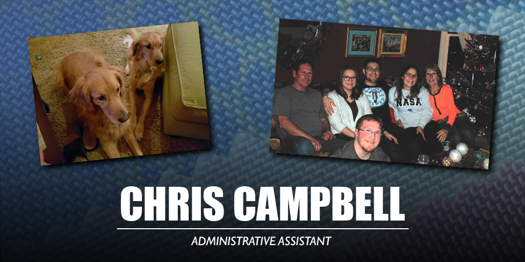 Employee Spotlight: Chris Campbell