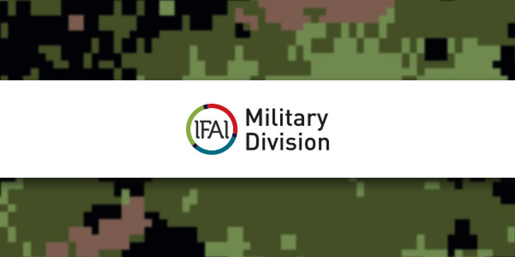 New leadership for IFAI Military Division