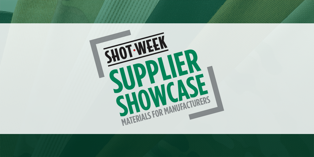 Come see us at SHOT Week Supplier Showcase 2019!