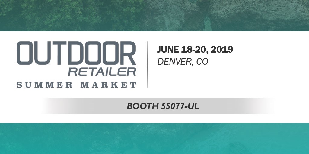 Come See Us at Outdoor Retailer Summer Market!