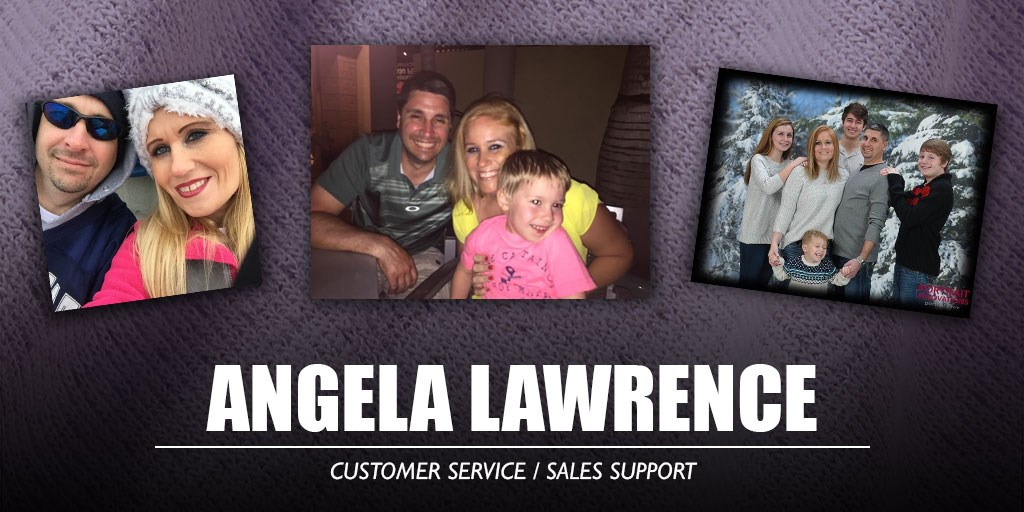 Employee Spotlight: Angela Lawrence