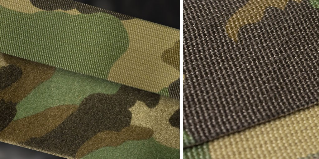 Coming Soon: M81 Woodland Printed Narrow Fabrics