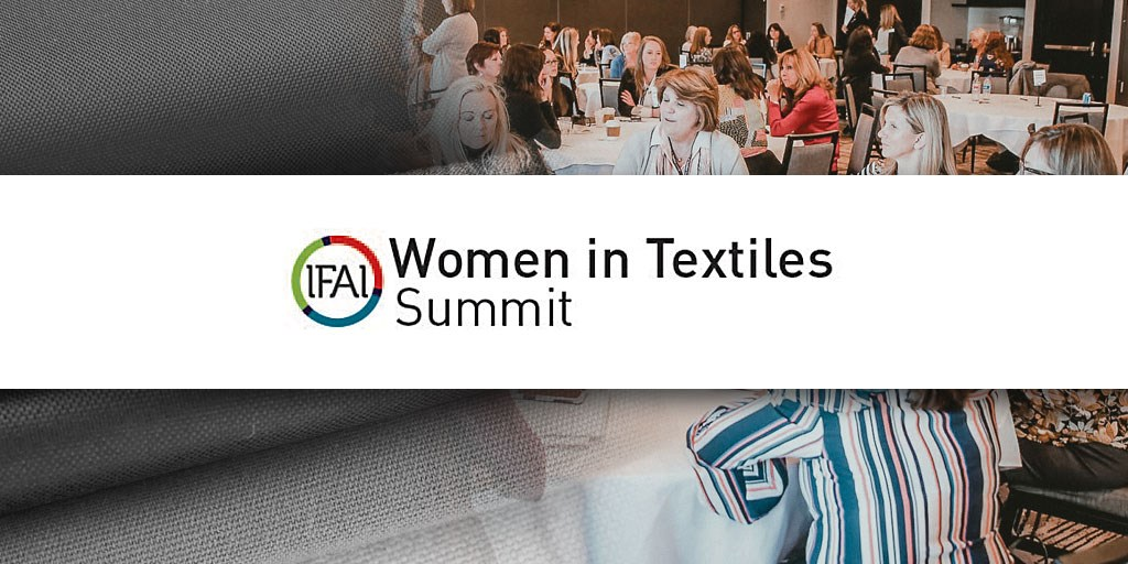 IFAI Women in Textiles Summit 2020 to be Held