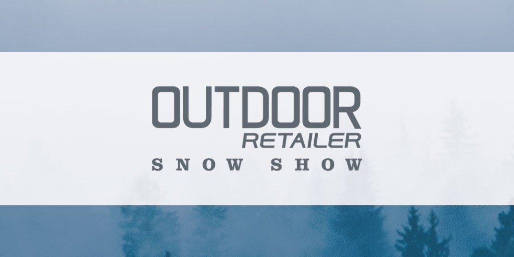 Come see us at Outdoor Retailer Snow Show 2020