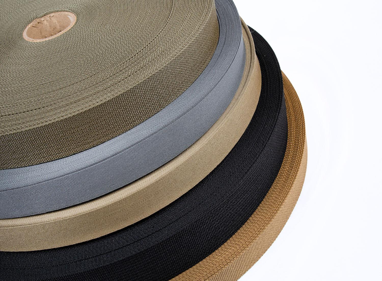 "1//2/"" Binding//Webbing Tape MIL-SPEC 3 Rolls per listing"