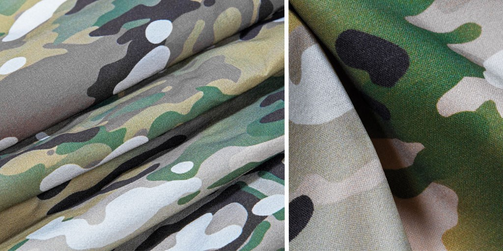 Now Available: Digitally Printed NIR MultiCam® Stretch Wovens